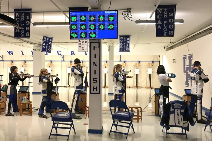 University of Kentucky Rifle Promo
